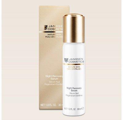 Janssen Cosmetics Mature Skin Night Recovery Serum 30ml 1.0fl oz 1131