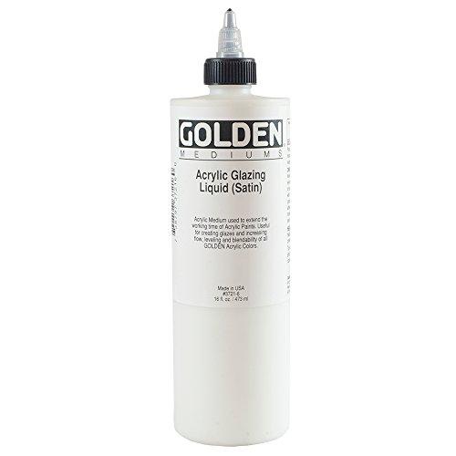 Golden Acryl Glaze Liquid Satin product image