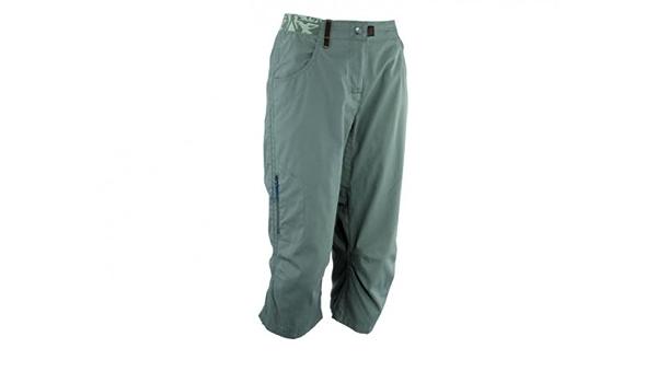Simond Crop - Pantalones de escalada para mujer Talla:XL ...