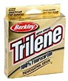 Berkley Trilene Professional Grade Fluorocarbon 200 Yd Pony Spool(8-Pound,Clear)