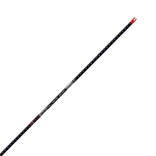 N-fused Arrows - Easton 12 - Pk Full Metal Jacket N - Fused Carbon Shafts Gun Metal Black Finish, 340