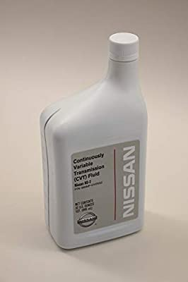 Genuine Nissan Fluid 999MP-CV0NS2 Continuously Variable Transmission Fluid - 1 Quart