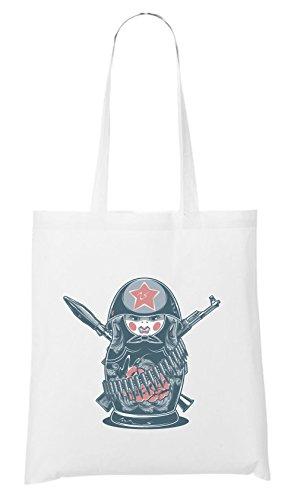 Military Matroschka Bag Blanco Certified Freak