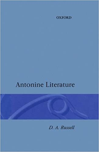 Book Antonine Literature