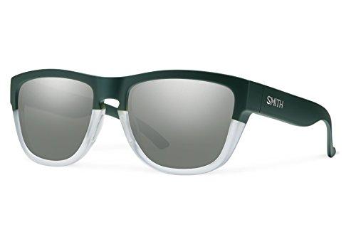 Smith Optics Clark Sunglasses, Matte Olive Crystal, Super - Crystal Clark