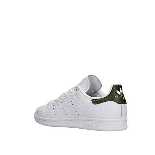 0 Green Trainer Base Top Footwear Smith Originals Low Unisex White White Adults' adidas White Stan Footwear q4Z6Tw