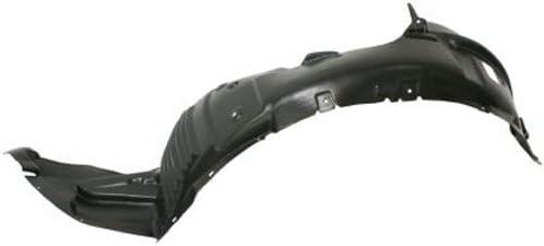 Partslink Number MA1249134 OE Replacement Mazda Mazda6 Front Passenger Side Fender Inner Panel