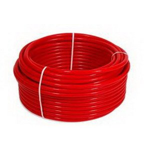 Uponor Wirsbo F2040750 AquaPEX Red Tubing 100 Ft Coil (PEX-a) - Plumbing, 3/4