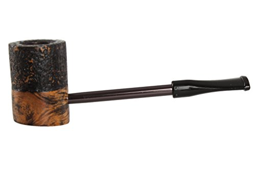 Nording Compass Brown Rustic Tobacco Pipe - TP4600