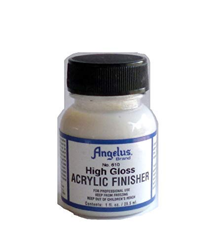 - Angelus Acrylic 610 Finisher H Gloss 1 Oz