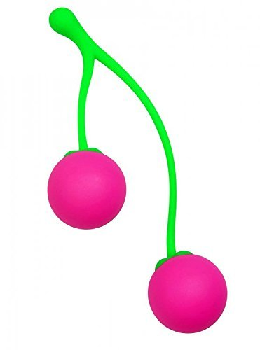 Finever Charming Cherries Silicone Exercisers