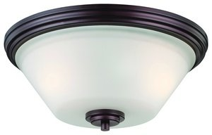 Thomas Lighting 190071719 Pittman Ceiling Light, Sienna Bronze