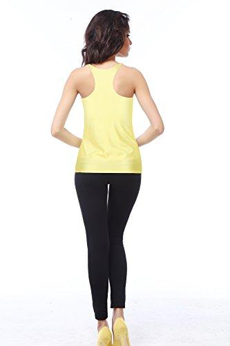 Belsen - Camiseta sin mangas - para mujer banana beard