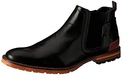 Wild Rhino Men's Cartel Boots, Black (Black), 41 EU