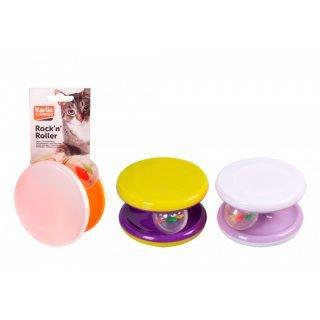 Karlie Juguete para gatos rueda con pelota: Amazon.es: Productos para mascotas