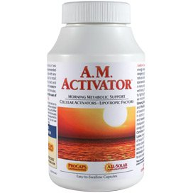 Cheap A.M. Activator 180 Capsules