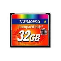 Transcend Information TS32GCF133 32GB CF CARD 133X, TYPE I