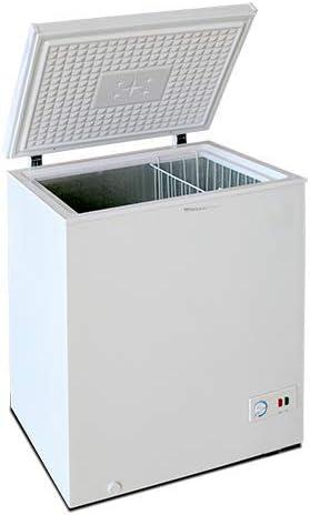 Congelador Arcón MILECTRIC Horizontal (Blanco) A+ 200 litros ...
