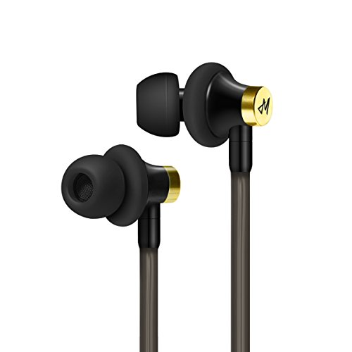 Anti-radiation Hollow Air Tube Stereo Ear Buds Earphones Stereo Hands-free Headset Headphones Built-in MIC with 3.5mm Jack Aircom JM (Active) - US Patent # 6453044