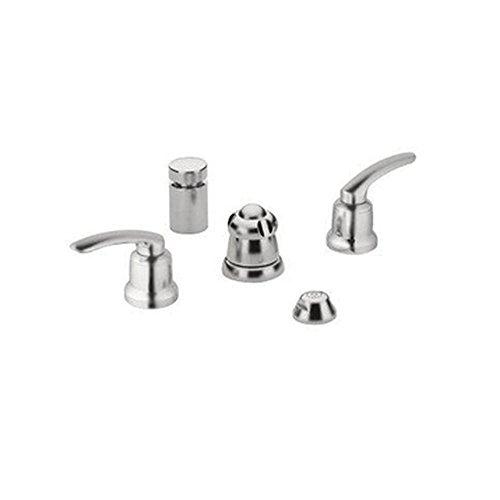 Grohe K24667-18085-EN0 Talia Bidet Fitting Kit, Brushed Nickel