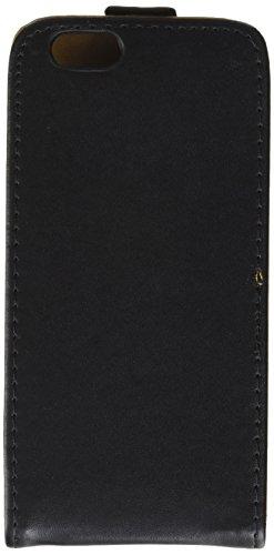 LD A000980 Schutzhülle/Flip-Case für iPhone 6 (4,7 Zoll), Schwarz