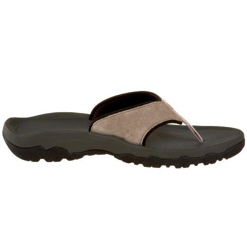 Teva Herren Katavi Thong Outdoor Sandale, Walnuss, 9 US Nussbaum