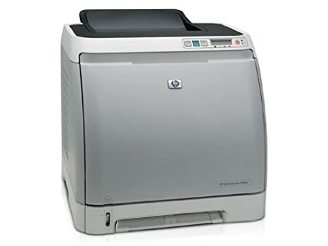 HP Color Laserjet 2600N - Impresora láser color (8 ppm ...