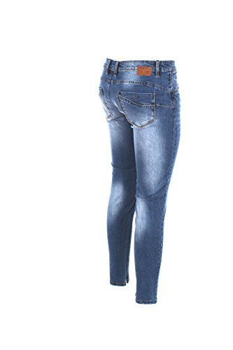 YES Donna ZEE Estate 30 Primavera 2018 P306 Denim Jeans Wi20 qqSrAf74P