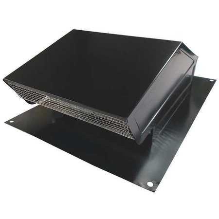 Roof Duct Cap Aluminum (Roof Cap, 10 in. Fits Duct Size, Aluminum)
