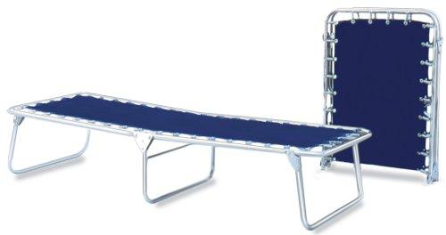 Blantex XB-1 Heavy Duty Steel Folding Spring Cot, Outdoor Stuffs