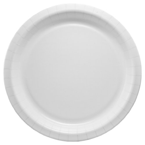 solo-hp10br-2054-bare-eco-forward-heavy-weight-clay-coated-paper-plate-10-diameter-x-1-height-white-