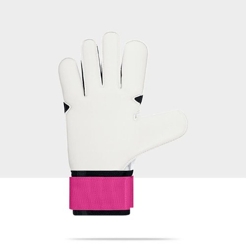 Nike GK Vapor Grip3 Goalkeeper Glove - White/Pin
