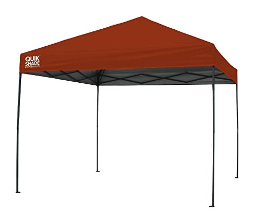 """Quik Shade Expedition 100 """"Team Colors"""" 10'x10′ Instant Canopy For Sale"""