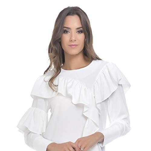Mujer Blanco Colección Otoño Tantra Invierno xXIwqdOd6