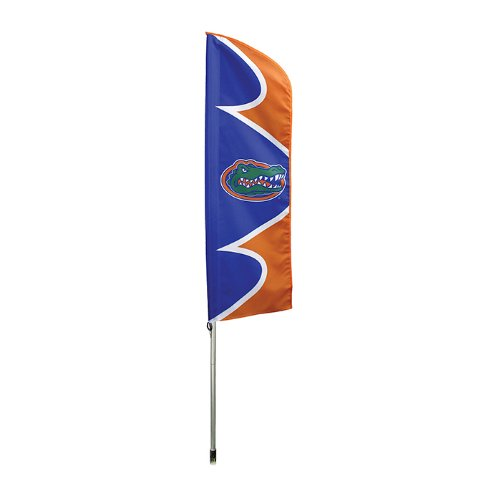 - Party Animal Florida Gators NCAA Swooper Flag and Pole