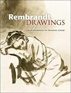 drawings of rembrandt 2 volumes