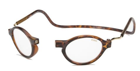 Clic Classic Reading Glasses- Tortoise2.00 ()