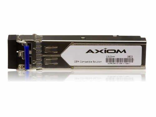 AXIOM MEMORY SOLUTIONLC AXIOM 100BASE-LX MINI-GBIC TRANSCEIVER FOR LINKSYS # MFELX1 by AXIOM MEMORY SOLUTION,LC