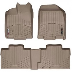 Weathertech 45066-1-0 Front and Rear Floorliners by WeatherTech (Image #1)