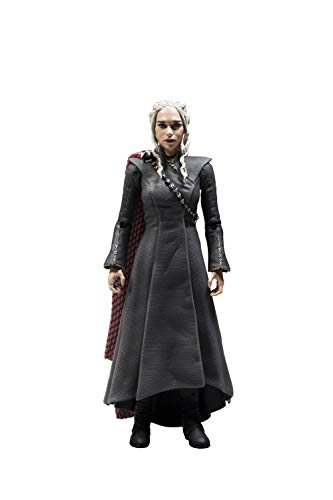 McFarlane Toys Game of Thrones Daenerys Targaryen Action Figure, Multicolor