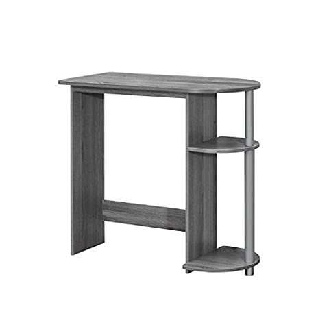Monarch Juvenile Computer Desk, Grey (Sonoma Oak), 32