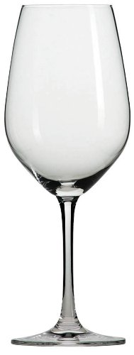(Schott Zwiesel Tritan Crystal Glass Forte Stemware Collection Burgundy/Light Red & White Wine Glass, 13.6-Ounce, Set of 6)