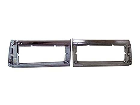 bundle 81-85 Caprice 83-86 Parisienne Headlight Door/Bezel Head light Door  Set