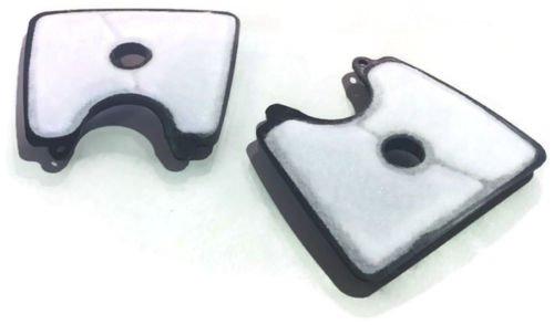 2 (Two) Genuine OEM Air Filters 545112101 for Husqvarna 125 125B 125BX 125BVX Blowers