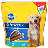 Pedigree Dentastix Snack Dog Food, 33.3 oz(Pack of 2) For Sale