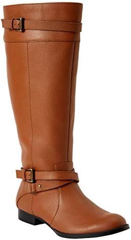 Comfortview Womens Wide Width The Aneela Boot