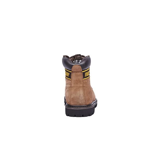 GW Men's 1606ST Steel Toe Work Boots 2