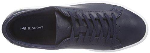 Lacoste L.12.12 116 1 CAM, Zapatillas para Hombre Azul (Nvy)