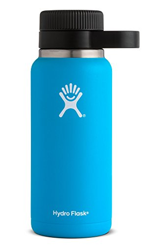 Hydro Flask 32 oz Double Wall Vacuum Insulated Stainless Steel Beer Howler, Pacific
