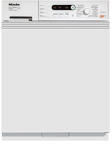 Miele W 2819 i WPM L - Lavadora (Integrado, Color blanco, Frente ...